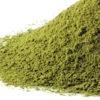 green-caffeine-powder