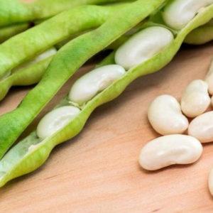 White Kidney beans